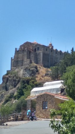 District de Larnaca, Chypre : Kloster