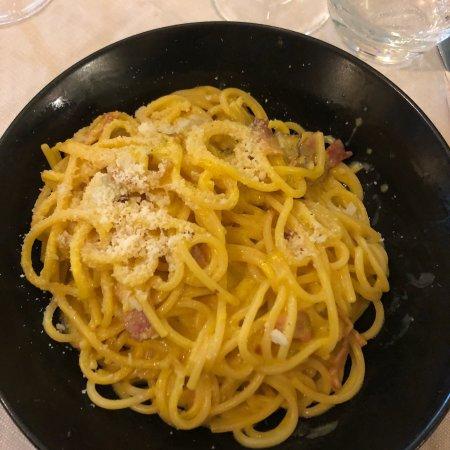 Trattoria Cecio: cena sabato sera