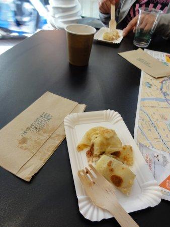 The Happy Pig Pancake Shop Amsterdam: Pfannkuchen