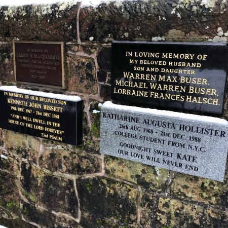 Lockerbie Garden of Remembrance: photo5.jpg