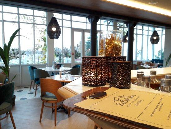 Filets de perche photo de le bel abri annecy le vieux - Restaurant avenue du petit port annecy ...