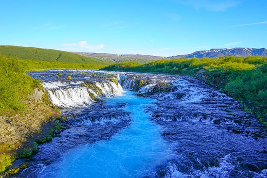 Brekkuskogur, Islande : Un-capturable, but here is a noble attempt.