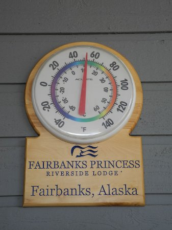 Fairbanks Princess Riverside Lodge Photo