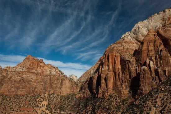 Zion Canyon Scenic Drive: scenic drive 2