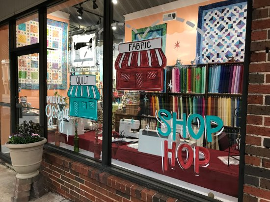Thomaston, GA: Shop Hop 2018