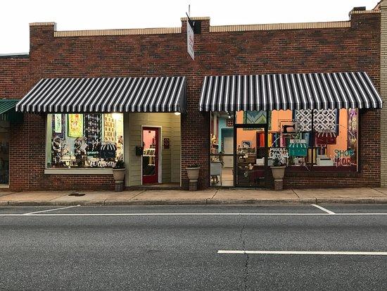 Thomaston, GA: Shop Hop 2018