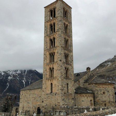 Eglésia de Sant Climent de Taüll Foto
