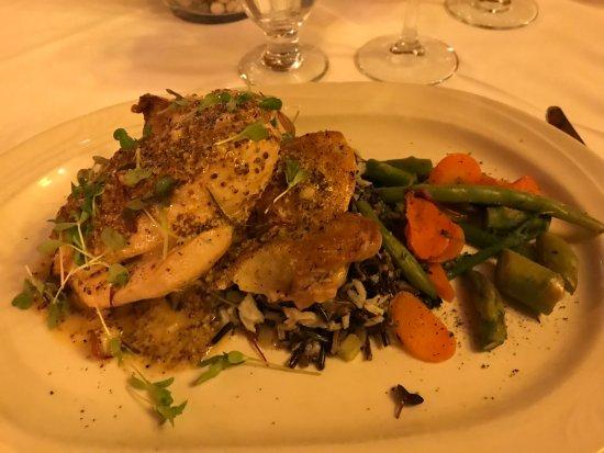 Lutsen, MN: Roasted Chicken