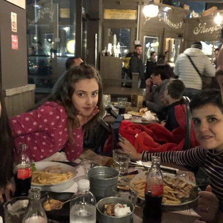 Ristorante old wild west in roma con cucina americana - Cucina americana roma ...