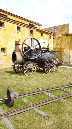 Locomovil: locomotora