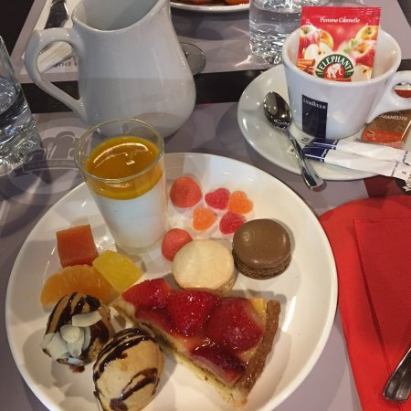 Restaurant La Table Bourges
