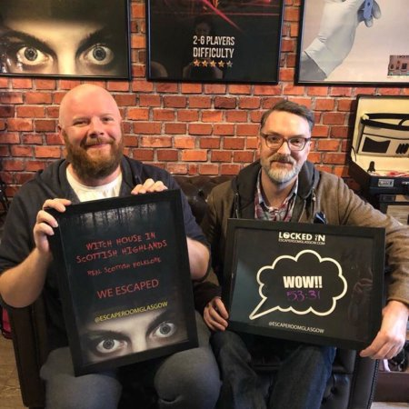 Locked In Escape Room Glasgow 2019 All You Need To