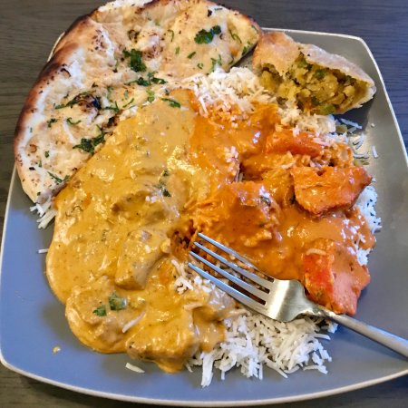 Pickerington, OH: All India cafe
