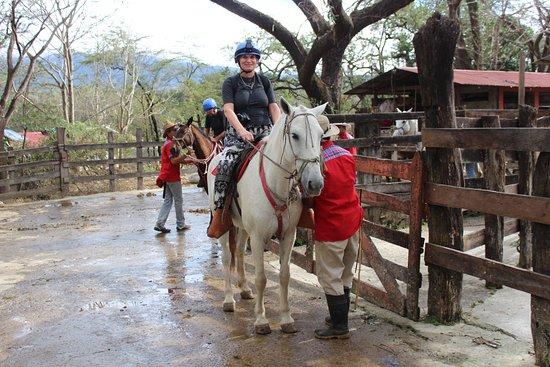 Hacienda Guachipelin Photo