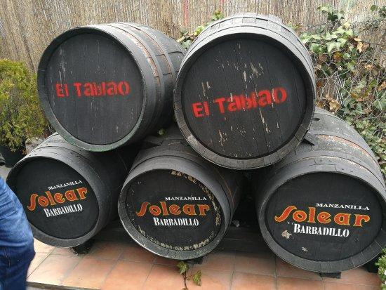 Galapagar, Spain: Entrada.