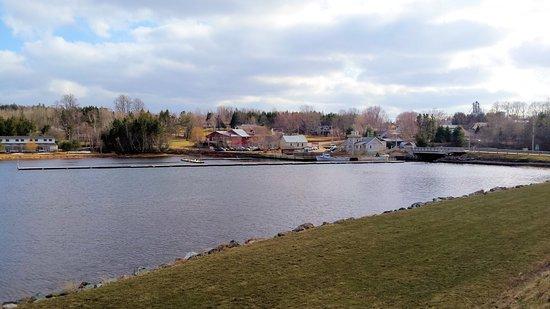 The Village Of Cardigan