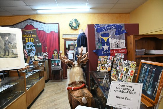 Hico, TX: Lots of memorabilia