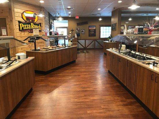 Verona, WI: Pizza Ranch