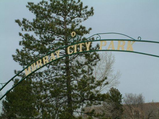 Murray City Park Entrance