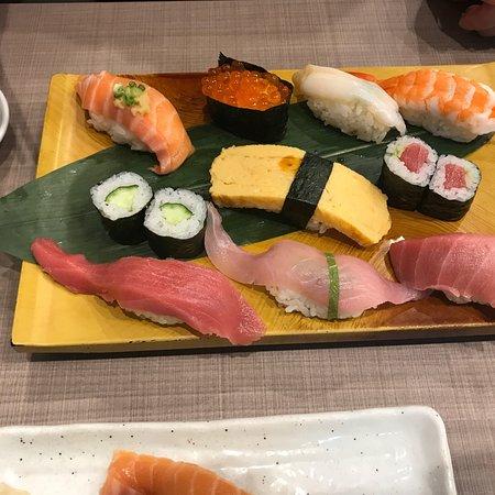 Umegaoka Sushino Midori Ginza: photo1.jpg