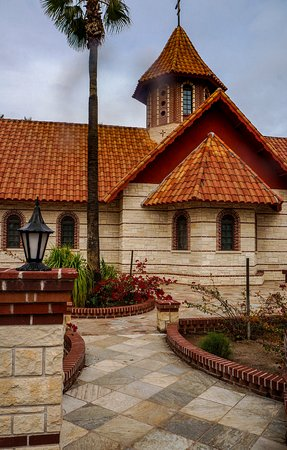 Florence, AZ: St George's Chapel?