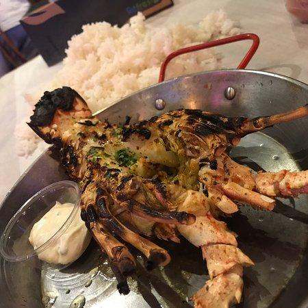 seafood restaurant