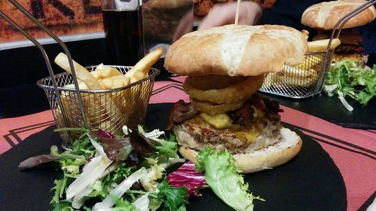 Utebo, España: El Coso_Burger Queen_large.jpg
