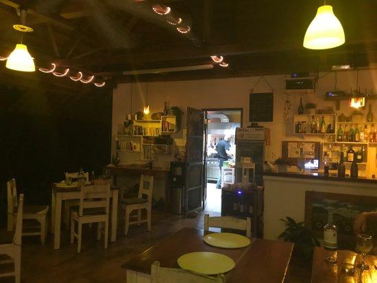 Las Lajas, Panama: Naturalmente Restaurant