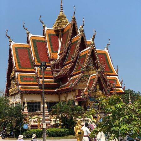 Wat Plai Laem: photo2.jpg