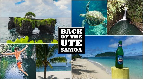 Apia, Samoa: We know Samoa! Come and explore this magnificent country in style!
