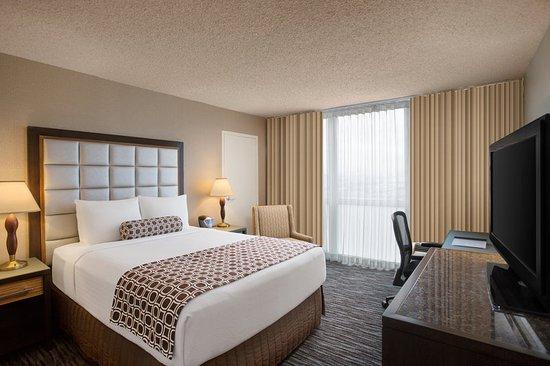 Burlingame, CA: Guest room