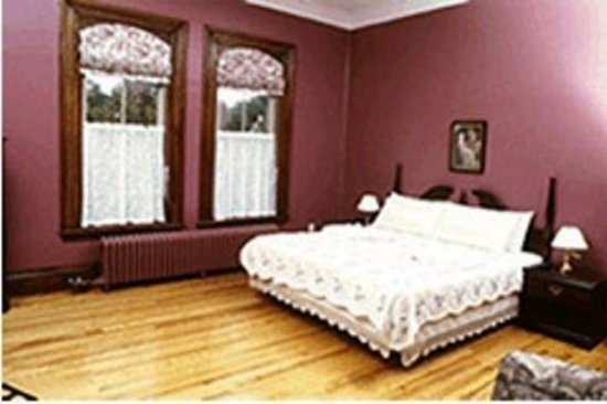 Pictou, Canadá: Guest room