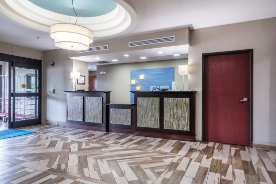 Roanoke Rapids, North Carolina: Lobby