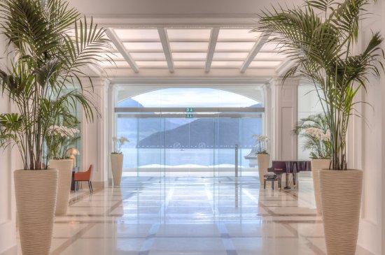 Vitznau, İsviçre: Lobby