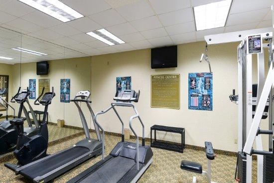 Comfort Inn: Health club