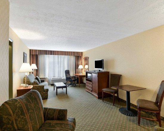Comfort Inn: Suite
