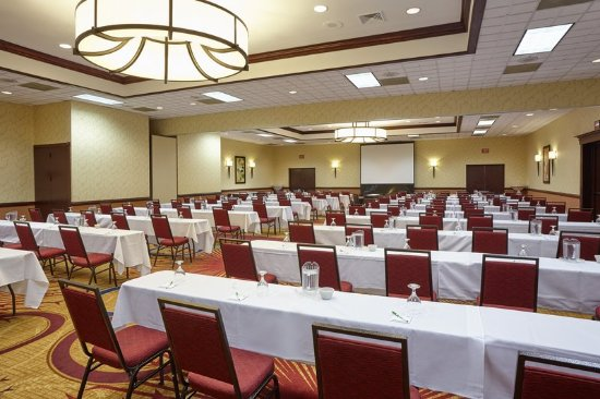 Carol Stream, IL: Meeting room
