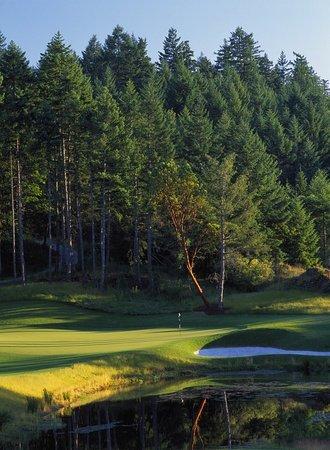 Langford, Kanada: Golf course