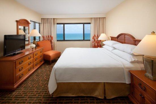 Hutchinson Island, FL: Guest room