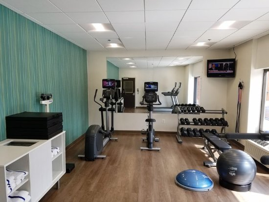 Holiday Inn Express Baltimore - BWI Airport West: Health club