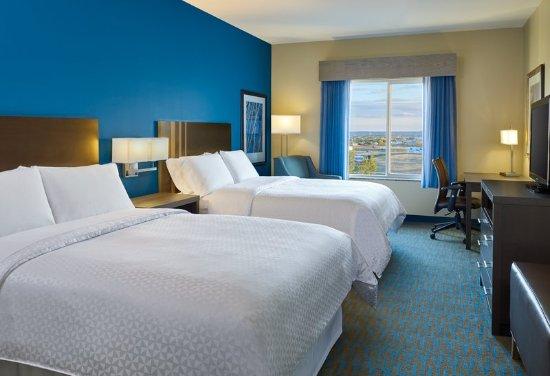 Williston, ND: Guest room