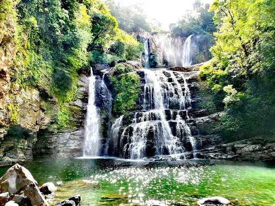Nauyaca Waterfalls Nature Park