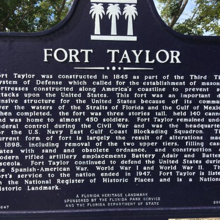 Fort Zachary Taylor Historic State Park: photo4.jpg