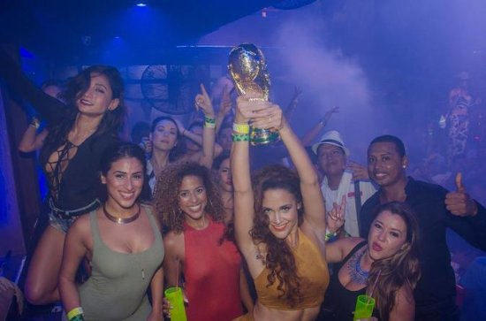 Cancun Nightclub VIP Tour