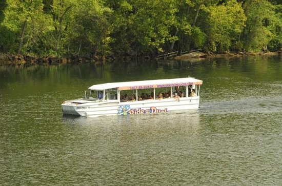 Branson Duck Boat Tour with a...
