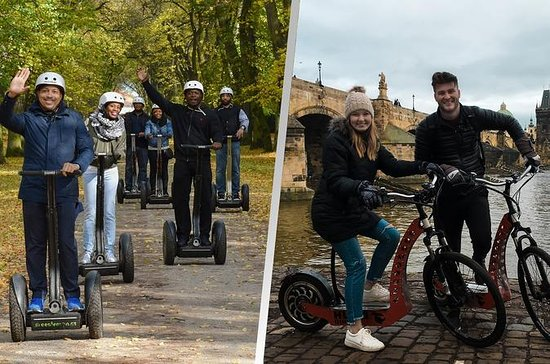 Half-Day Combined Segway and...