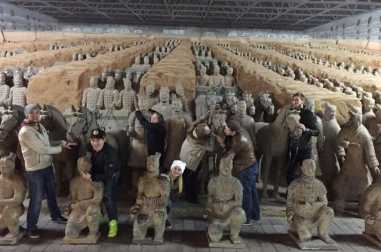 Half Day Terracotta Warriors Group...