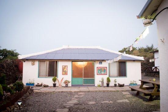 Entrance - Picture of Shanti Shanti Guest House, Jeju Island - Tripadvisor