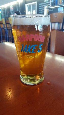 Harpoon Brewery : Take 5