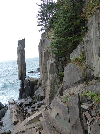 Tiverton, Καναδάς: The Balancing Rock